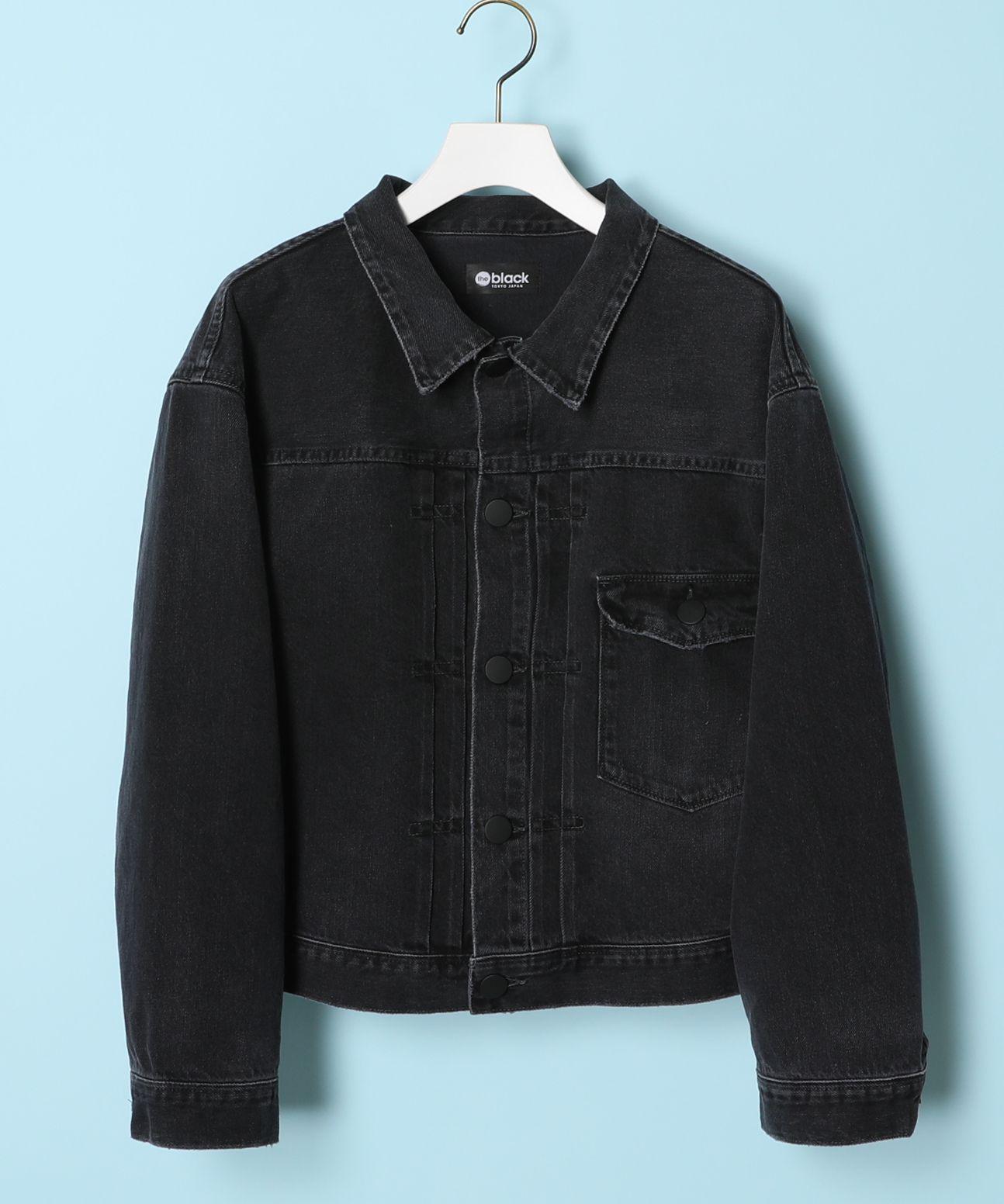 THE BLACK ザブラック / PARK Jacket デニムジャケット