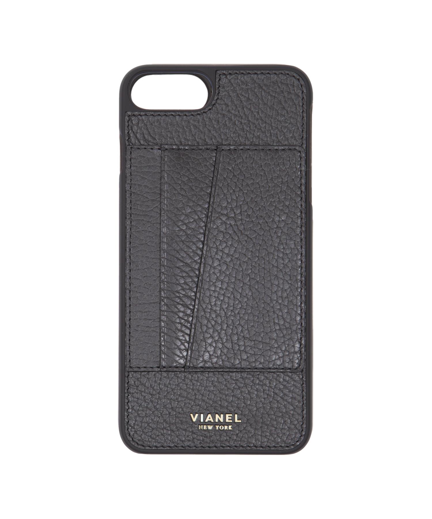 VIANEL NEW YORK Card Holder iPhone 7/8 Cases