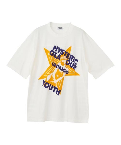 UNTAMED YOUTH DIARY オーバーサイズTシャツ