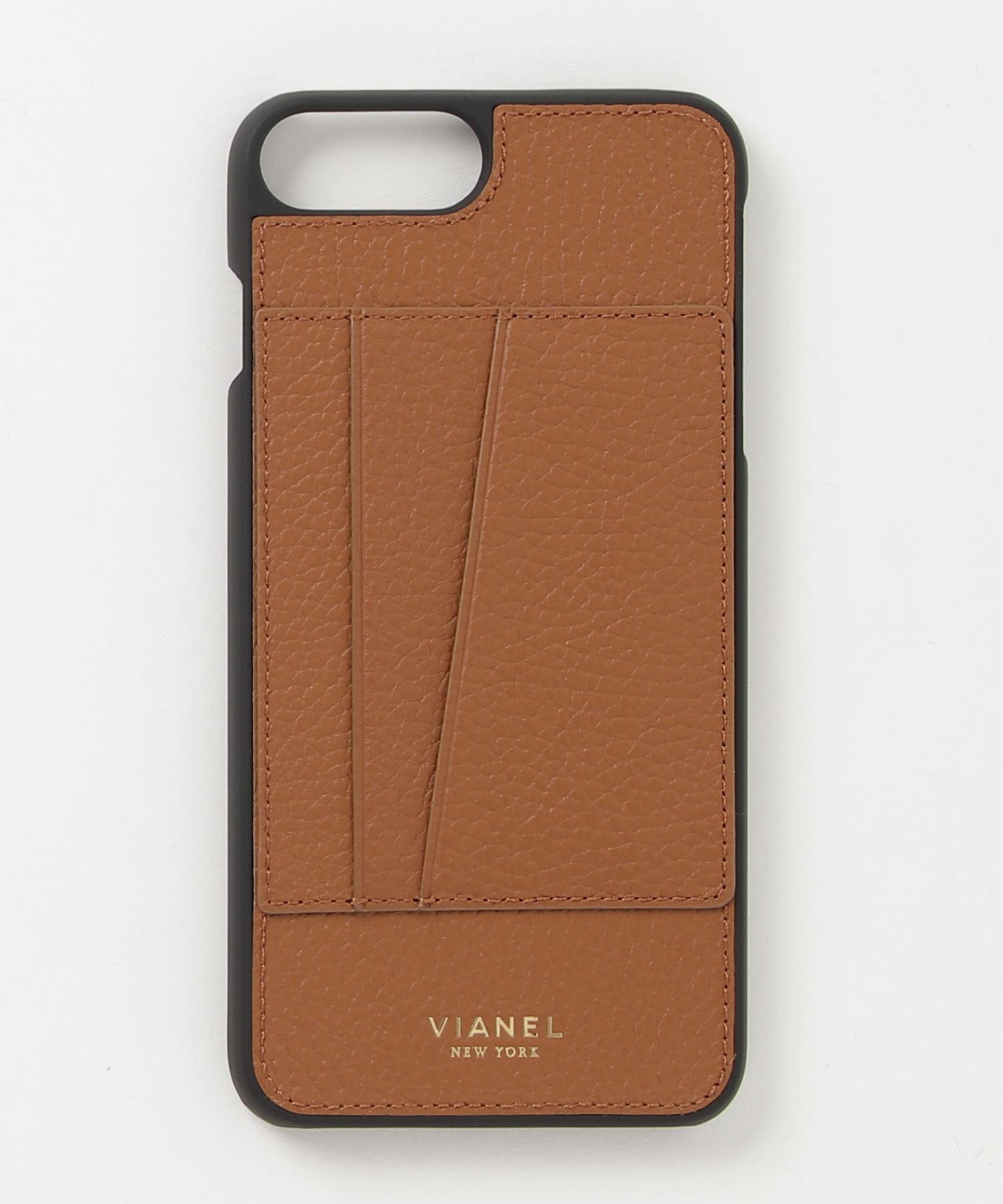 VIANEL NEW YORK Card Holder iPhone 8Plus/7Plus Plus Cases