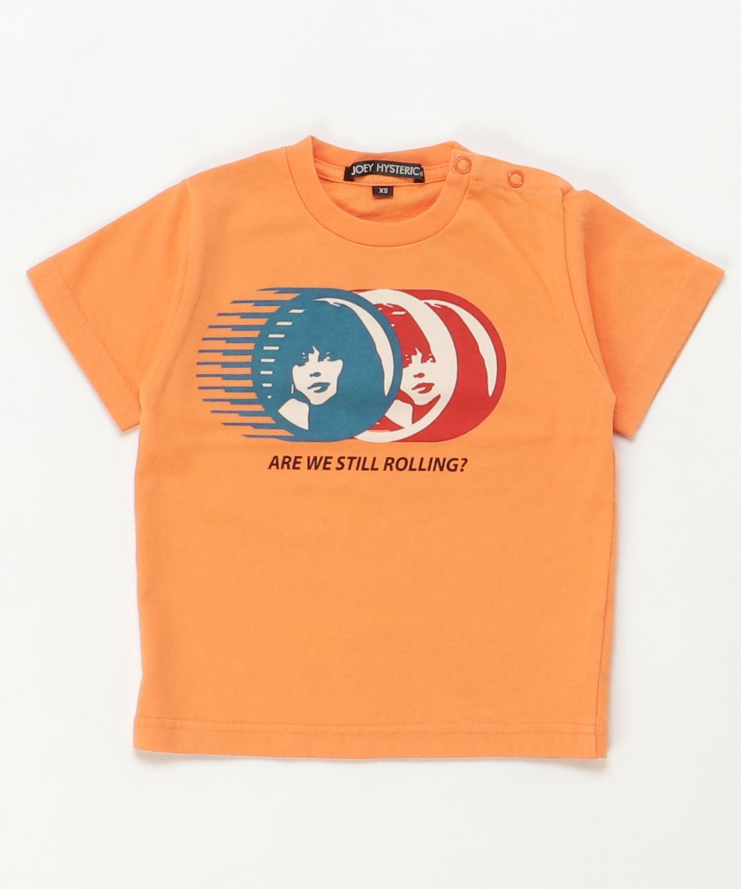 STILL ROLLING Tシャツ【XS/S/M】