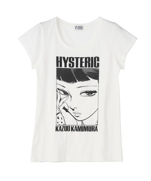 KAZUO KAMIMURA/UKIYOE Tシャツ
