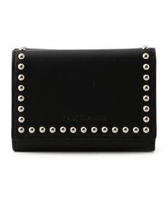 "J&M DAVIDSON / ""FOLD WALLET WITH STUDS"" ウォレット"
