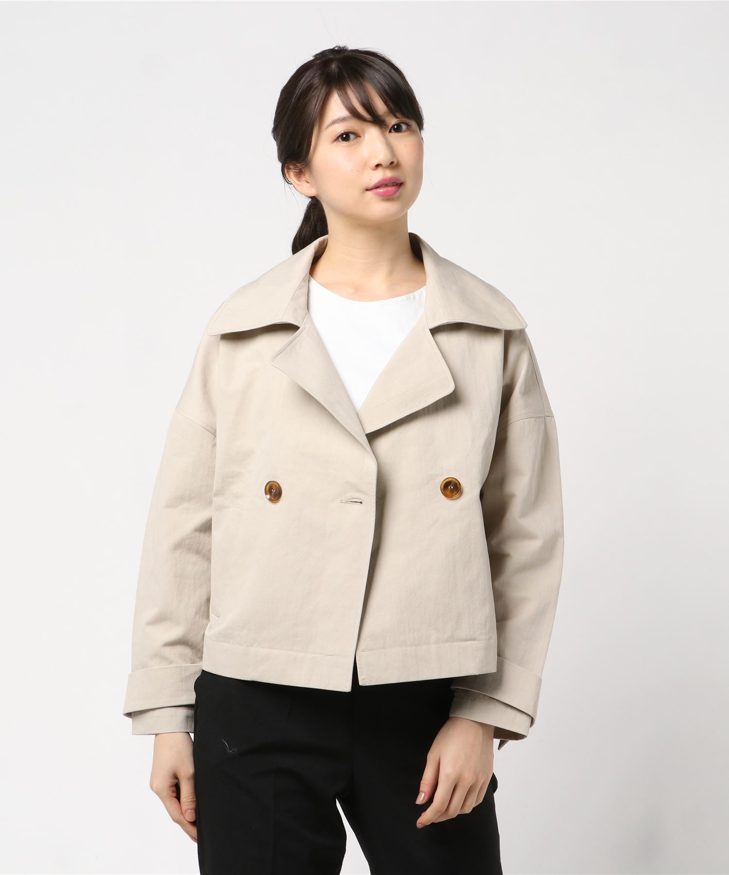 AERON エアロン / ショート丈ジャケット