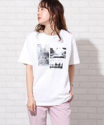 PHOTOプリントTシャツ(フォトT)