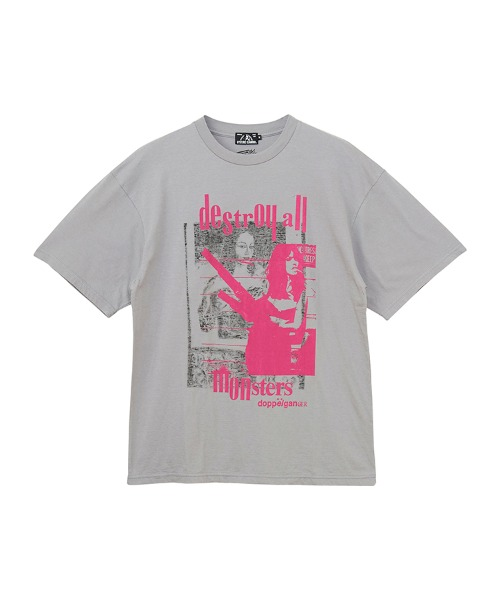 DESTROY ALL MONSTERS/DOPPELGANGER Tシャツ
