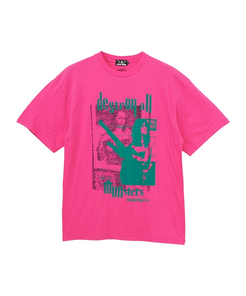 DESTROY ALL MONSTERS/DOPPELGANGER Tシャツ