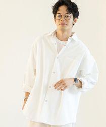 オックスフォードレギュラーカラーシャツ(ホワイト)