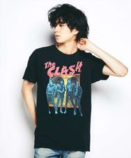 THE CLASH/RING RING IT'S 7AM Tシャツ