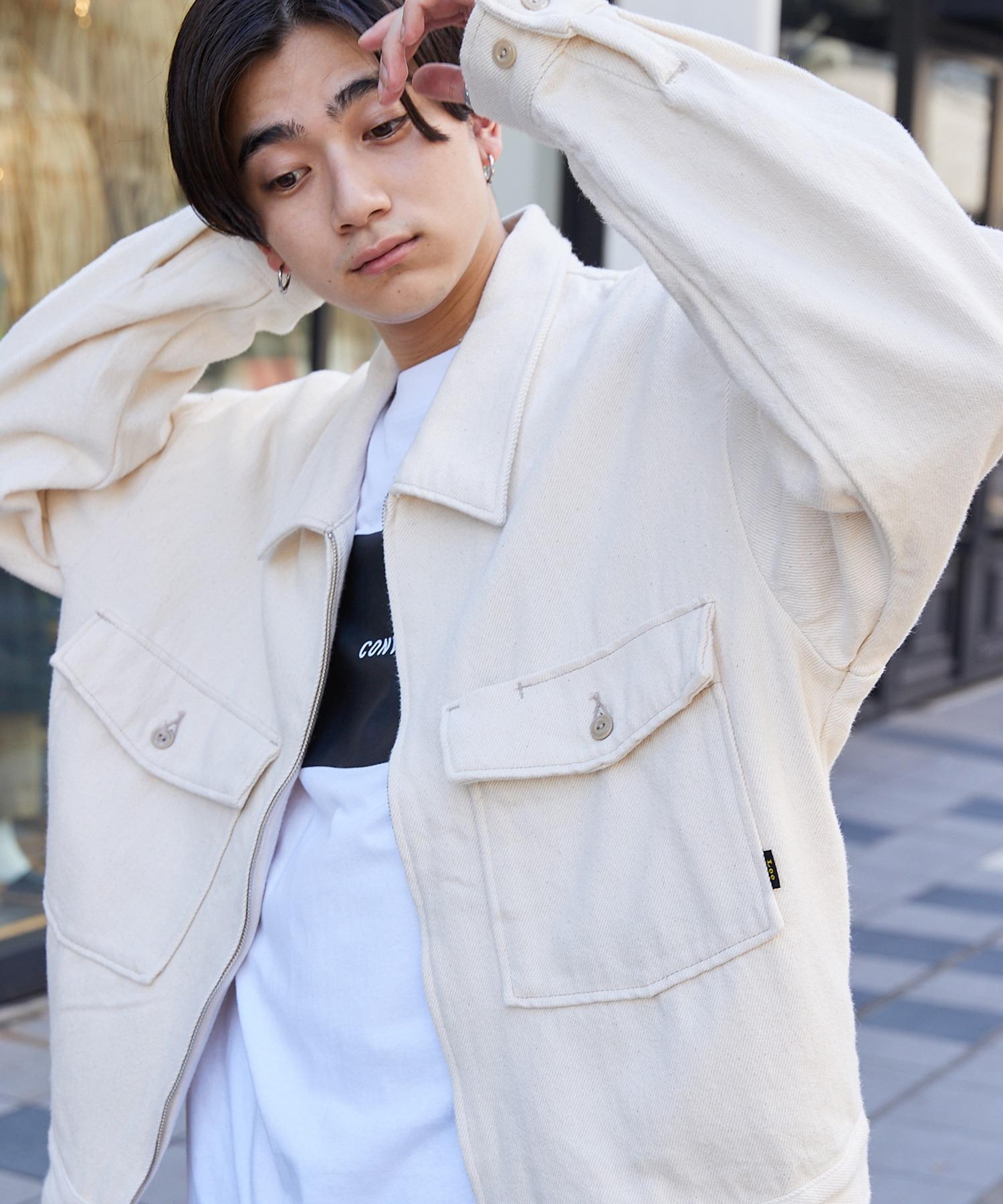 Lee/リー CHETOPA JACKET オーバーサイズシェトパCPOジャケット
