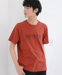 【GO OUT7月号掲載】ロゴプリントTシャツ