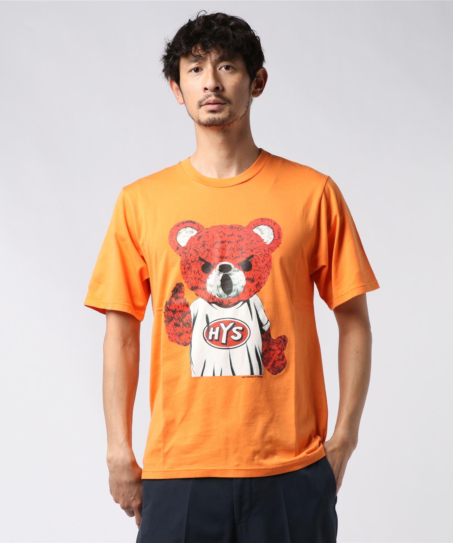 BEAR MASTER Tシャツ