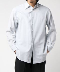 "AURALEE / ""SHUTTLE GEORGETTE CLOTH SHIRTS"" シャツ"