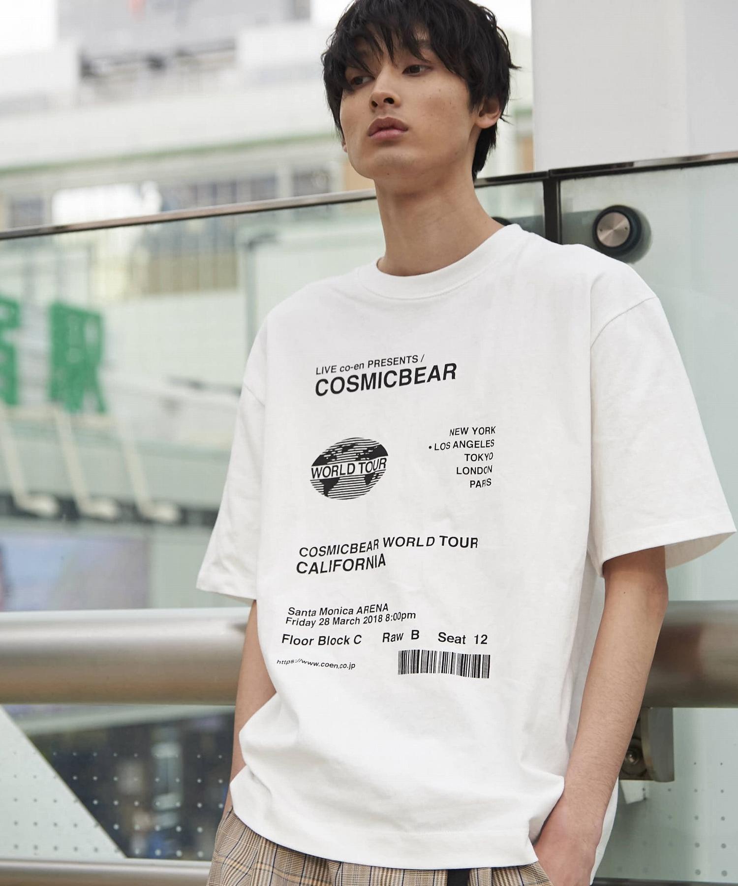 ビッグシルエットプリントTシャツ3_b