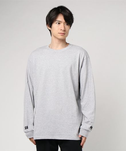 "WIND AND SEA ウィンダンシー / ロングスリーブT""JEROME"" LONG SLEEVE CUT-SEWN JEROME"