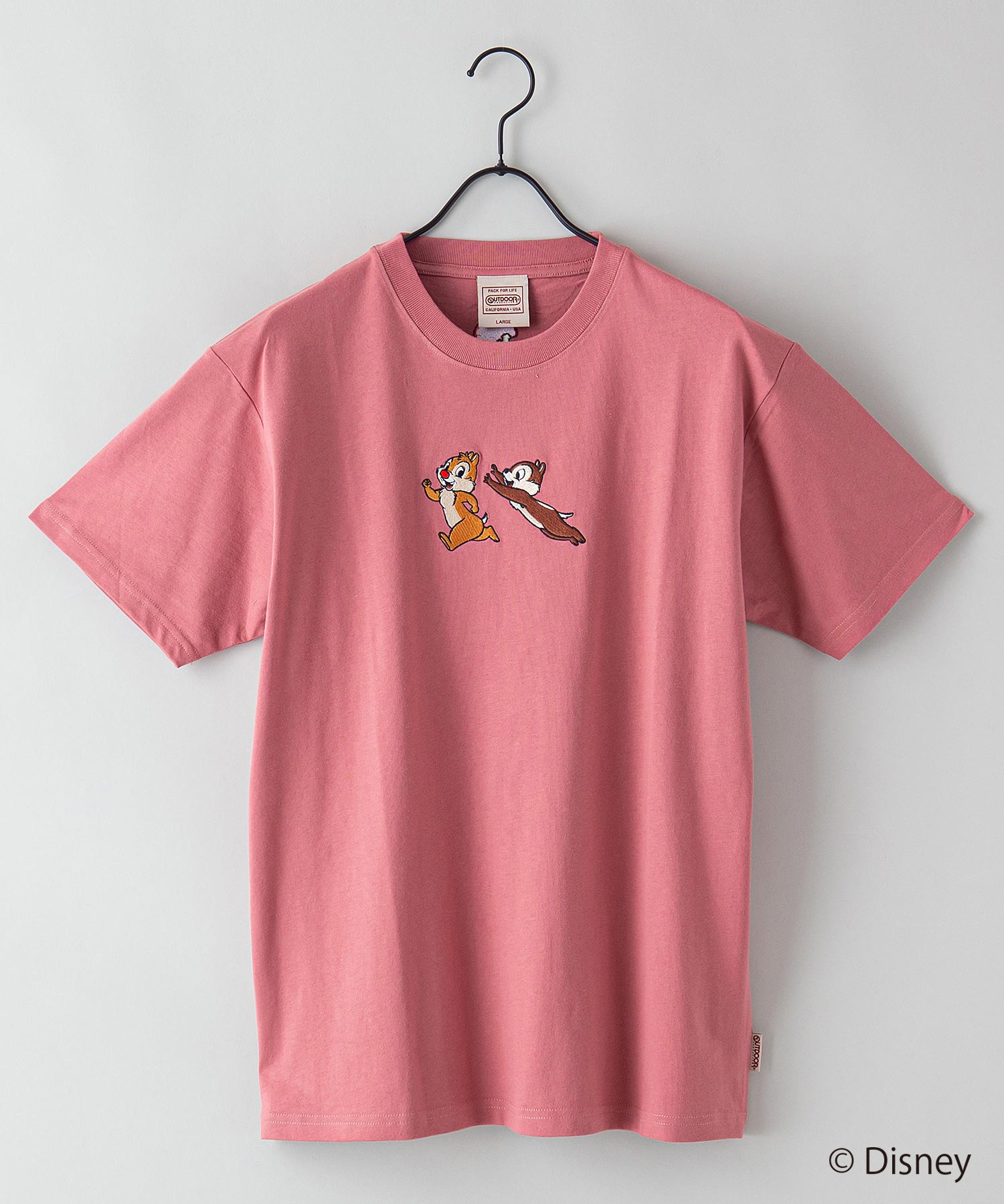【DISNEY/ディズニー】プリントTシャツ