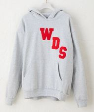 WIND AND SEA ウィンダンシー / WDSワッペンパーカープルオーバー PULLOVER PARKA WDS WAPPEN