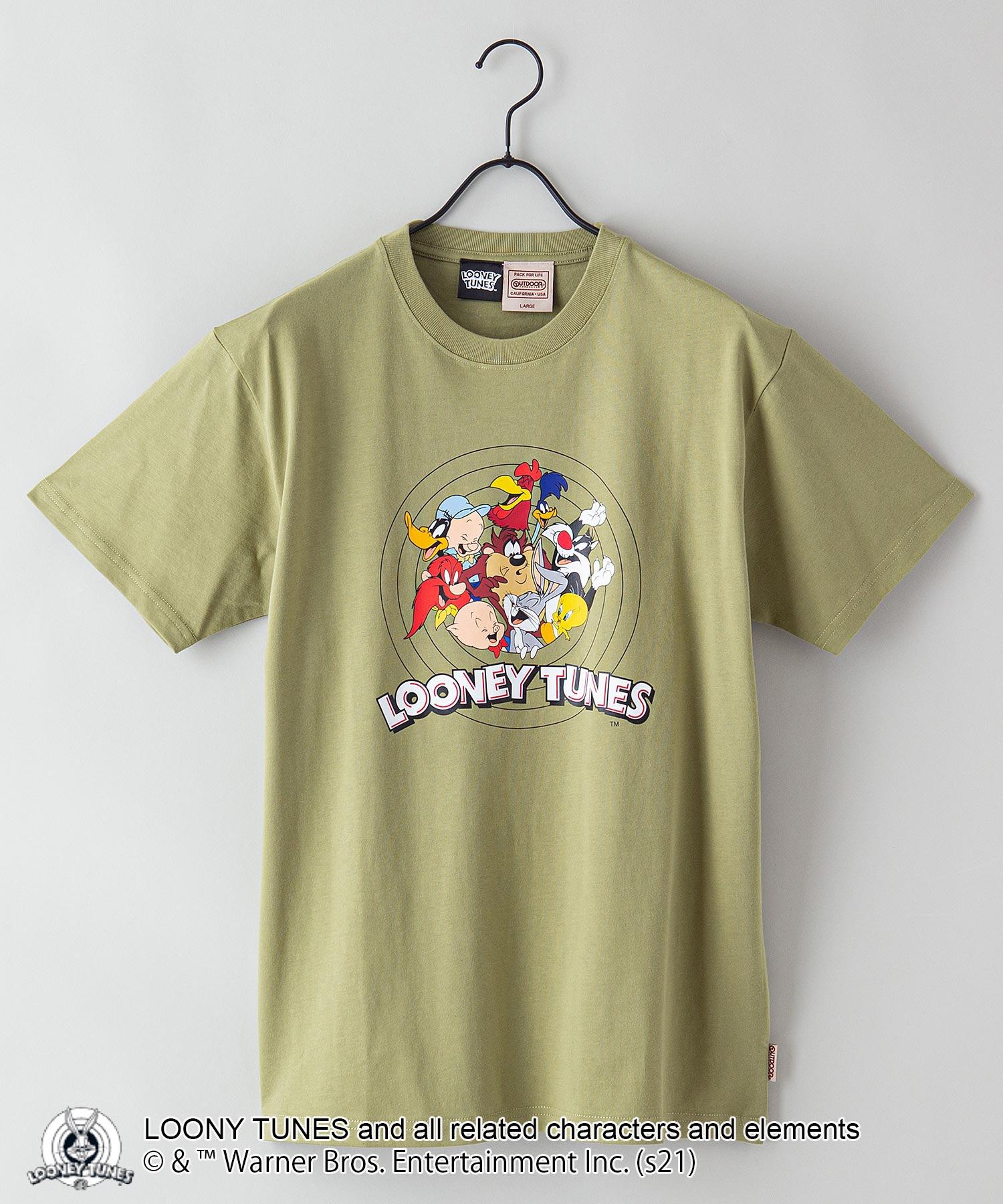 【LOONEY TUNES/ルーニー・テューンズ】別注 プリントTシャツ