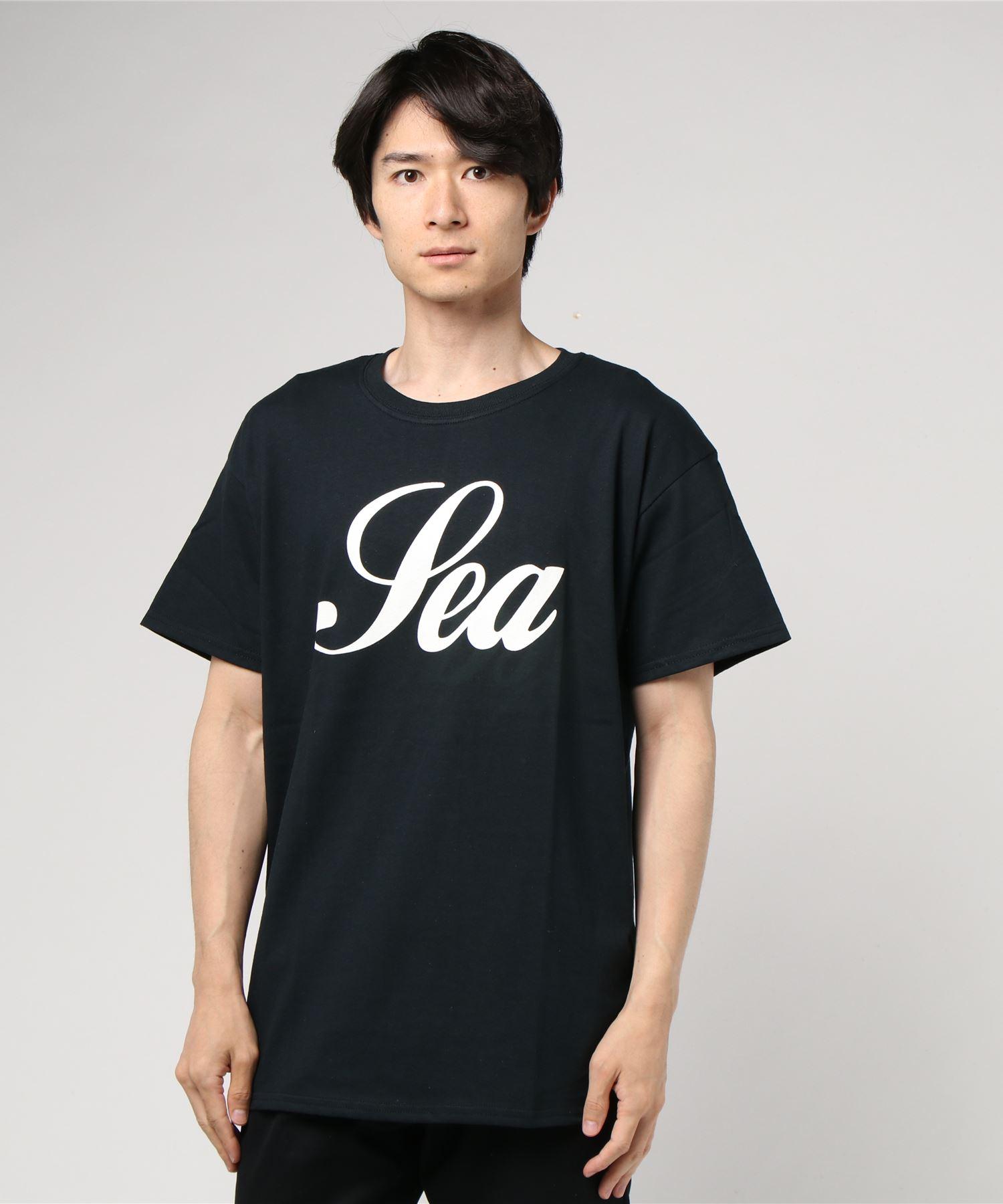 WIND AND SEA ウィンダンシー / グリッターTシャツ T-SHIRT GLITTER