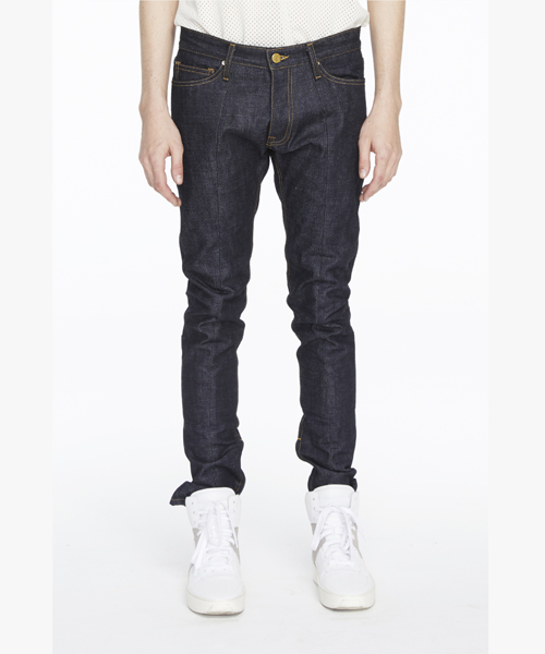 FEAR OF GOD フィア オブ ゴッド SELVEDGE DENIM PANELLED JEAN / 5C-17-RSDJ