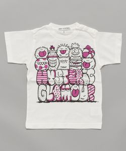 KEVIN/HYS MONSTER PARTY pt Tシャツ【XS/S/M】