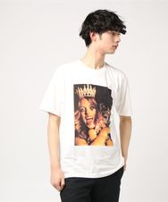 COURTNEY LOVE/MISS WORLD Tシャツ