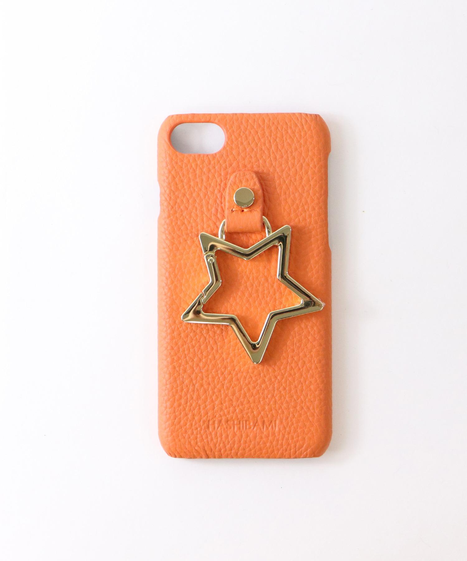 【 Hashibami / ハシバミ 】 # iPhone 8/7/6/6s/SE(第2世代) カバー リング付きケース