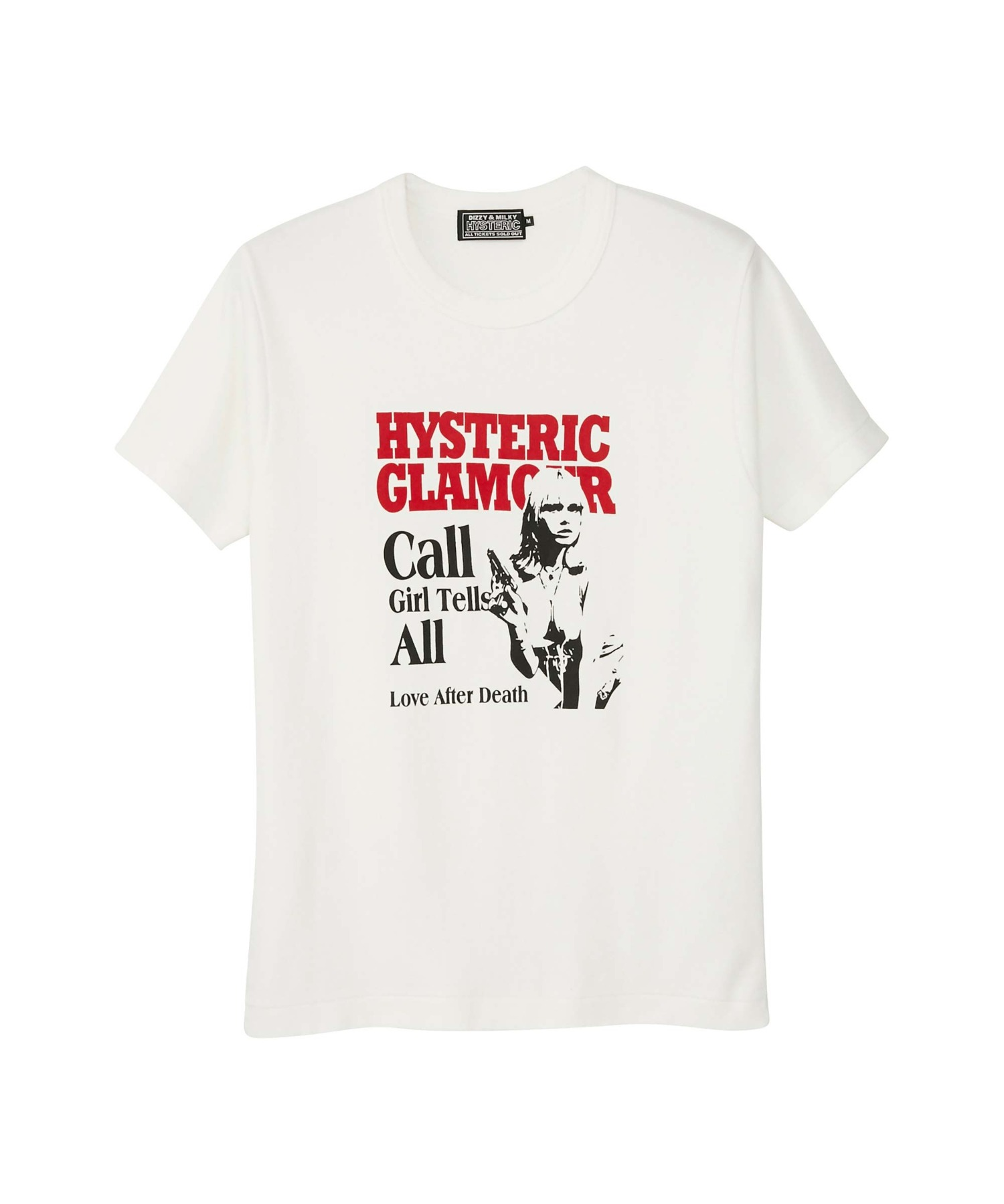 LOVE AFTER DEATH Tシャツ