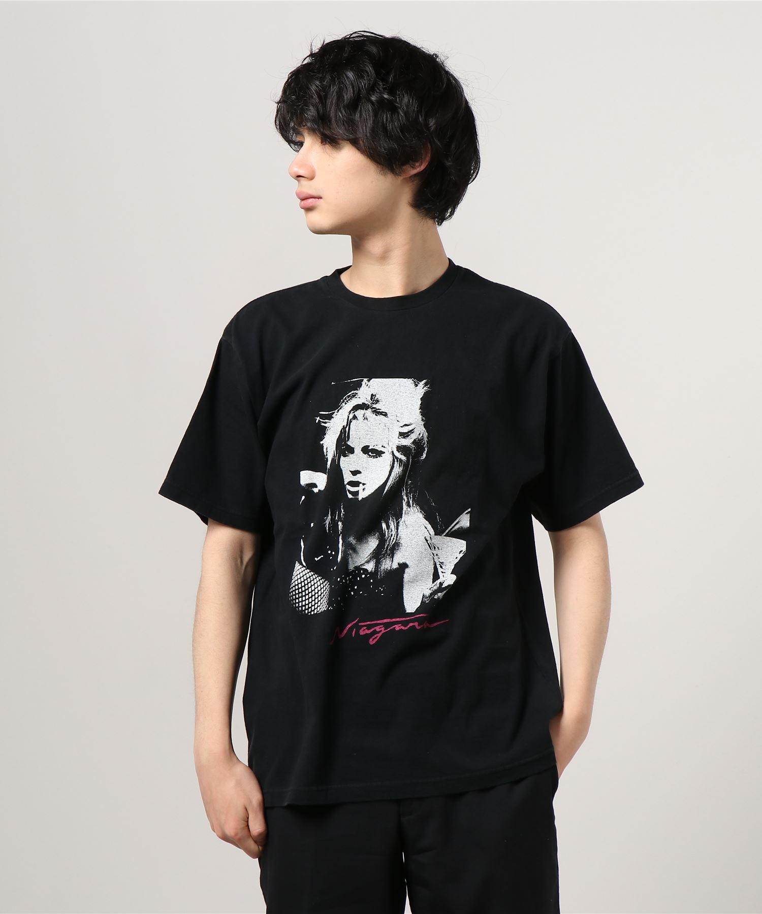 NIAGARA/FASTER NIAGARA Tシャツ