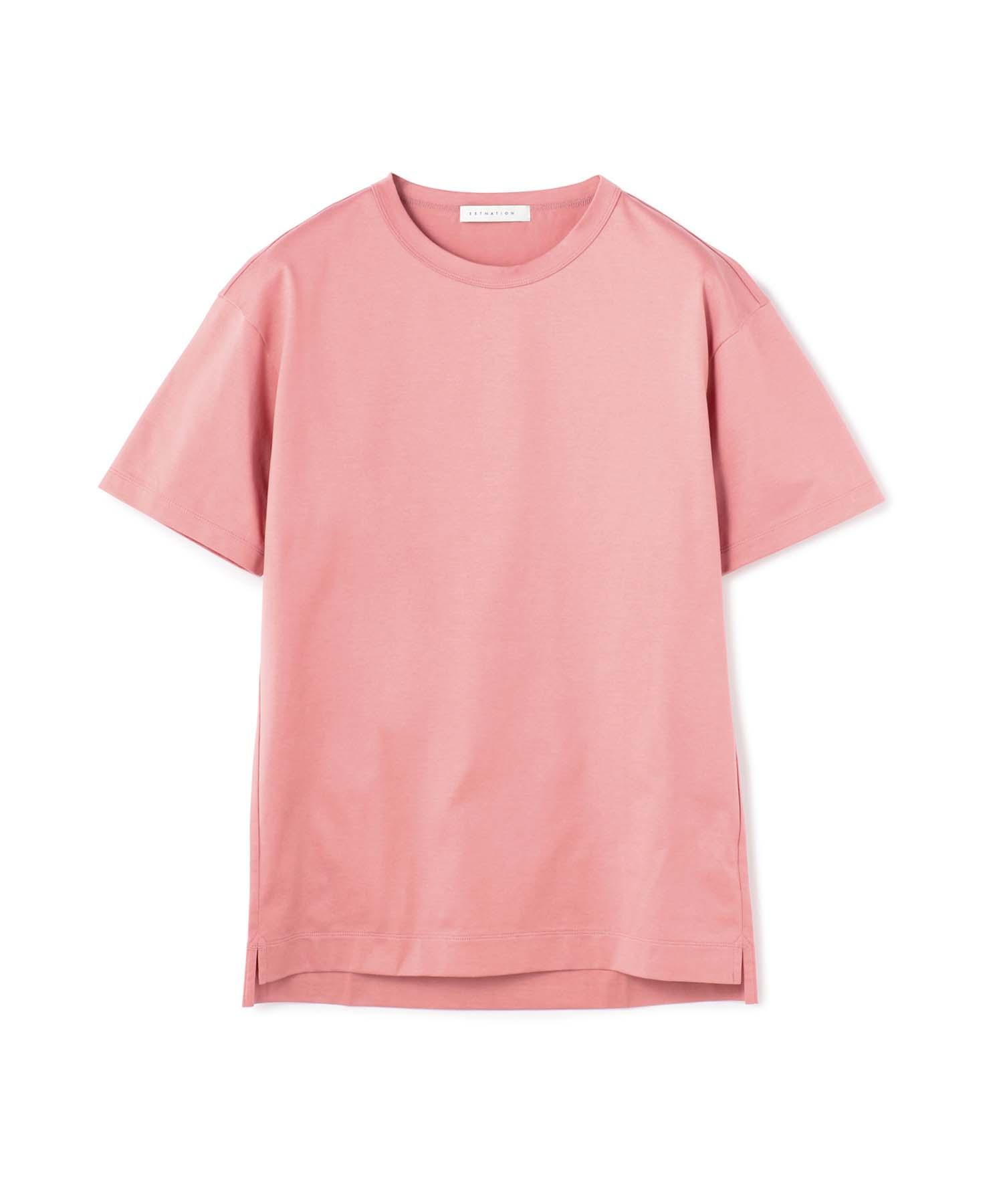 ESTNATION クリスタルジャージー半袖Tシャツ