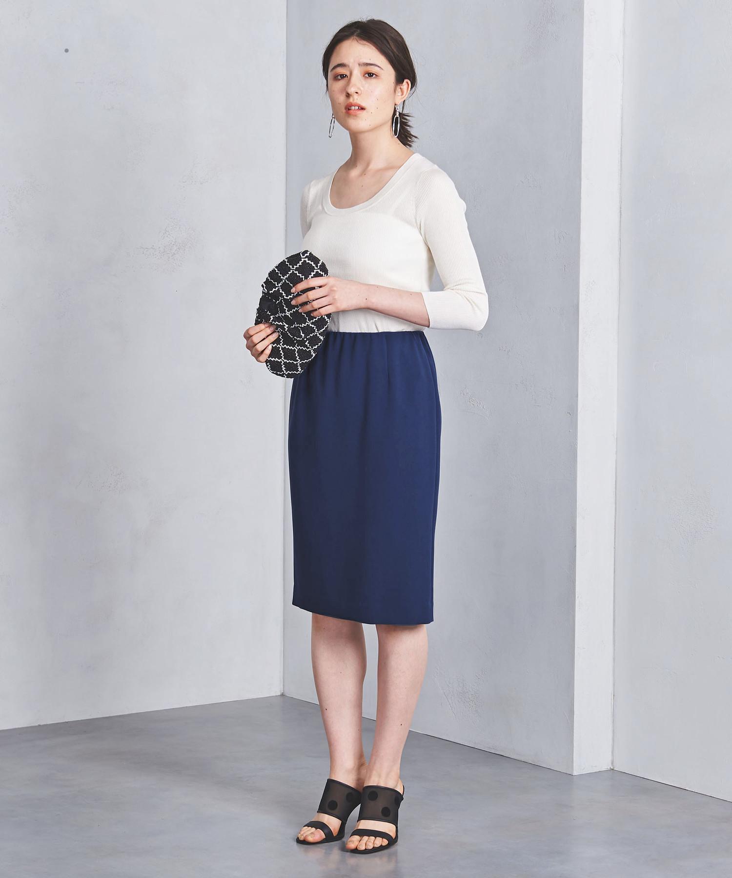 UNITED ARROWS(ユナイテッドアローズ)『UBCB シンプルタイトスカート』