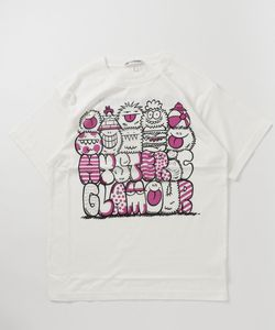 KEVIN/HYS MONSTER PARTY pt Tシャツ【L】