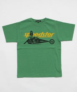 SPEED STAR pt Tシャツ【L】
