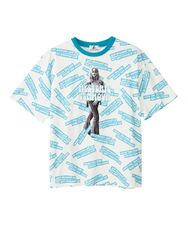HYS NEVER TOO SOON柄 Tシャツ