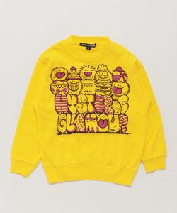 KEVIN/HYS MONSTER PARTY pt スウェット【XS/S/M】