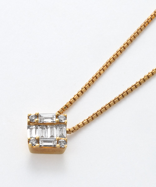 K18YGネックレス(40074316148)