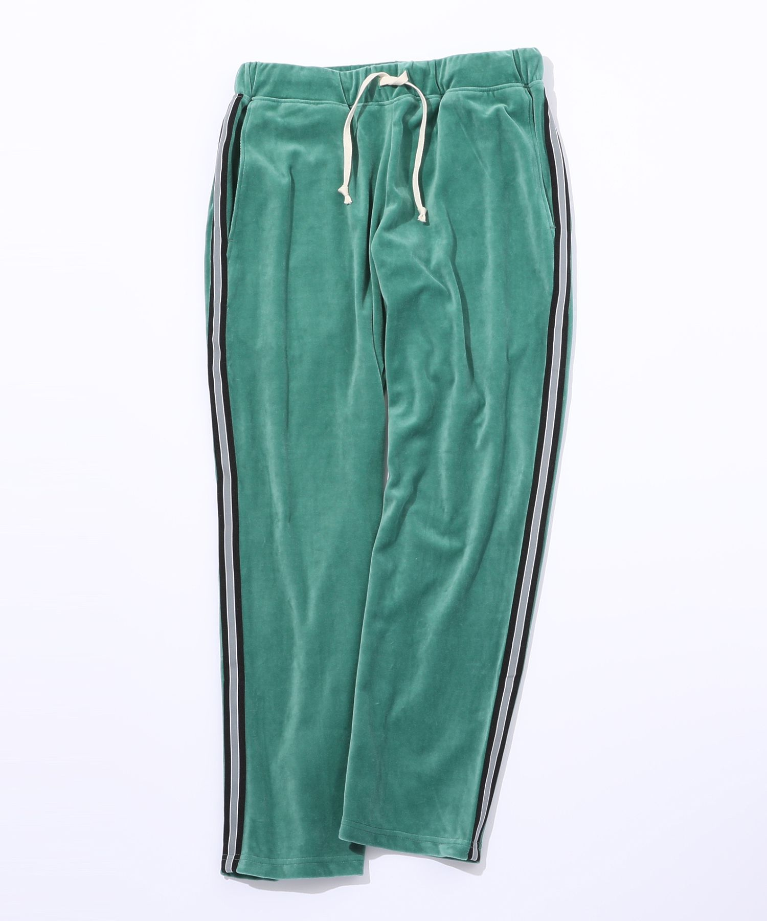 アメリカンラグシー AMERICAN RAG CIE / ラインベロアパンツ Lined Velour Pants