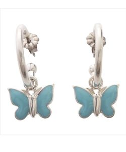BUTTERFLY ピアス