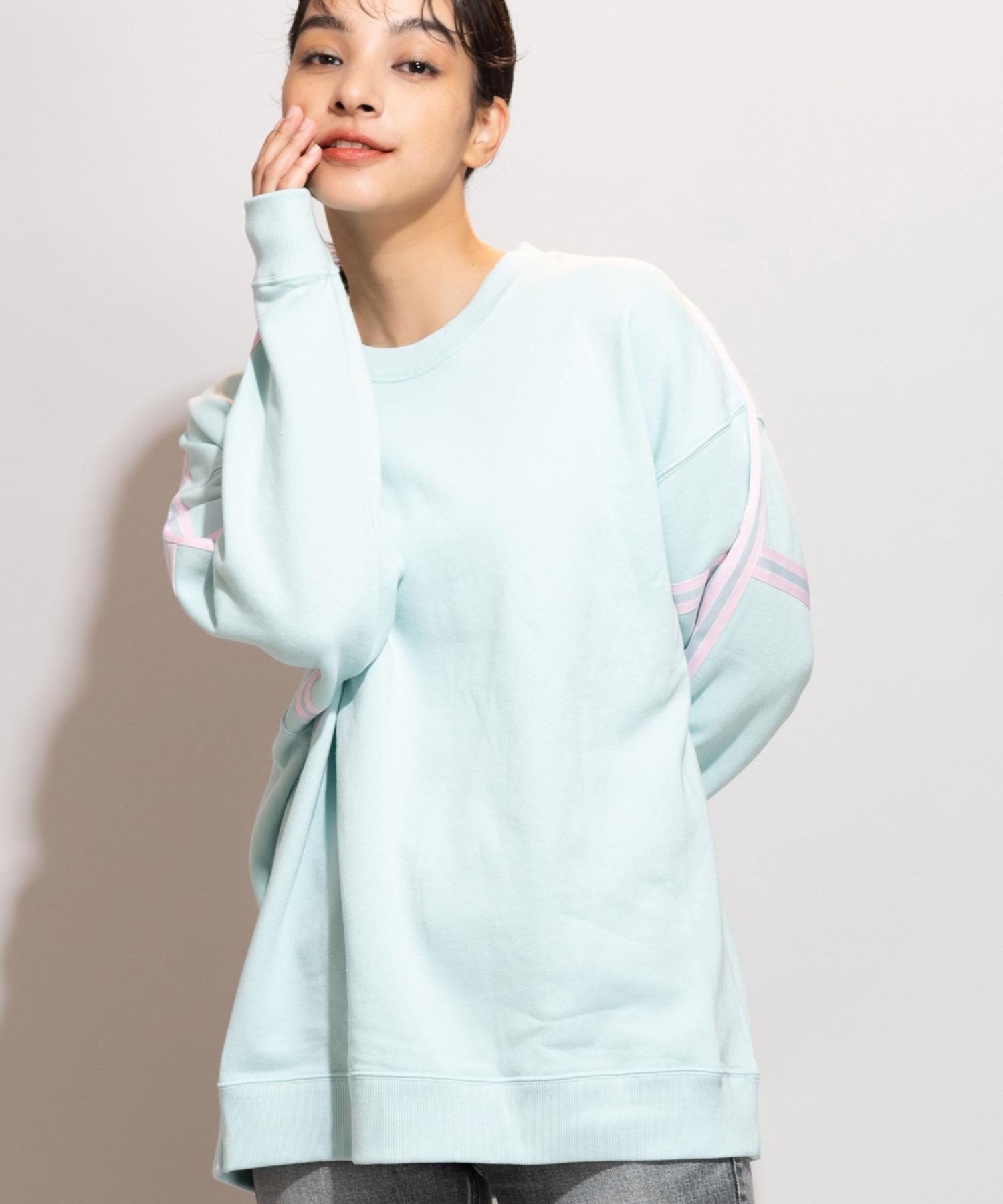 アメリカンラグシー AMERICAN RAG CIE / ラインスウェットシャツ Lined Sweatshirt