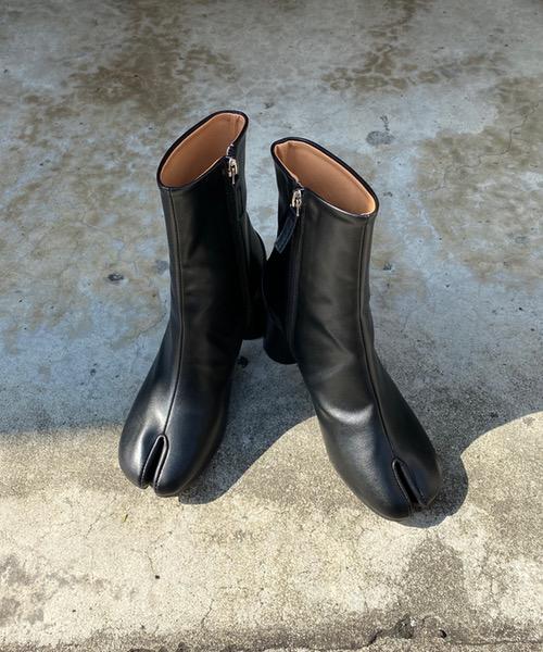 【chuclla】TABI short boots  chw1009