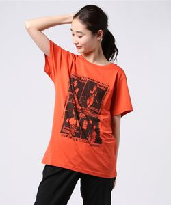 NIAGARA/WHO SHOT HER pt ビッグTシャツ