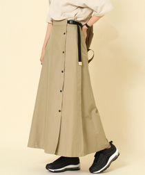 KELTY(ケルティ)ラップスカート#(ロングスカート/フレアスカート)