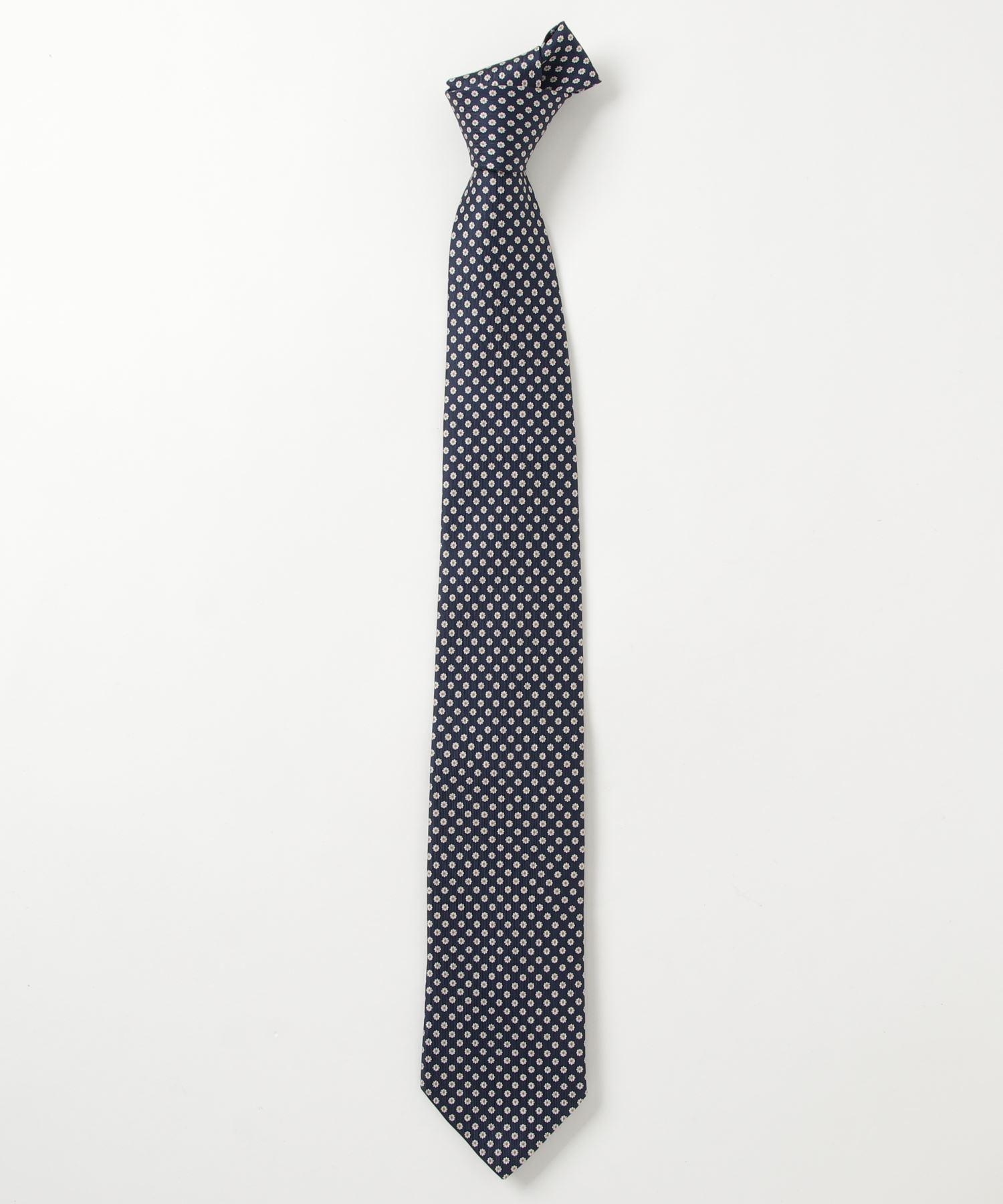 STEFANO BIGI / 小紋柄ネクタイ