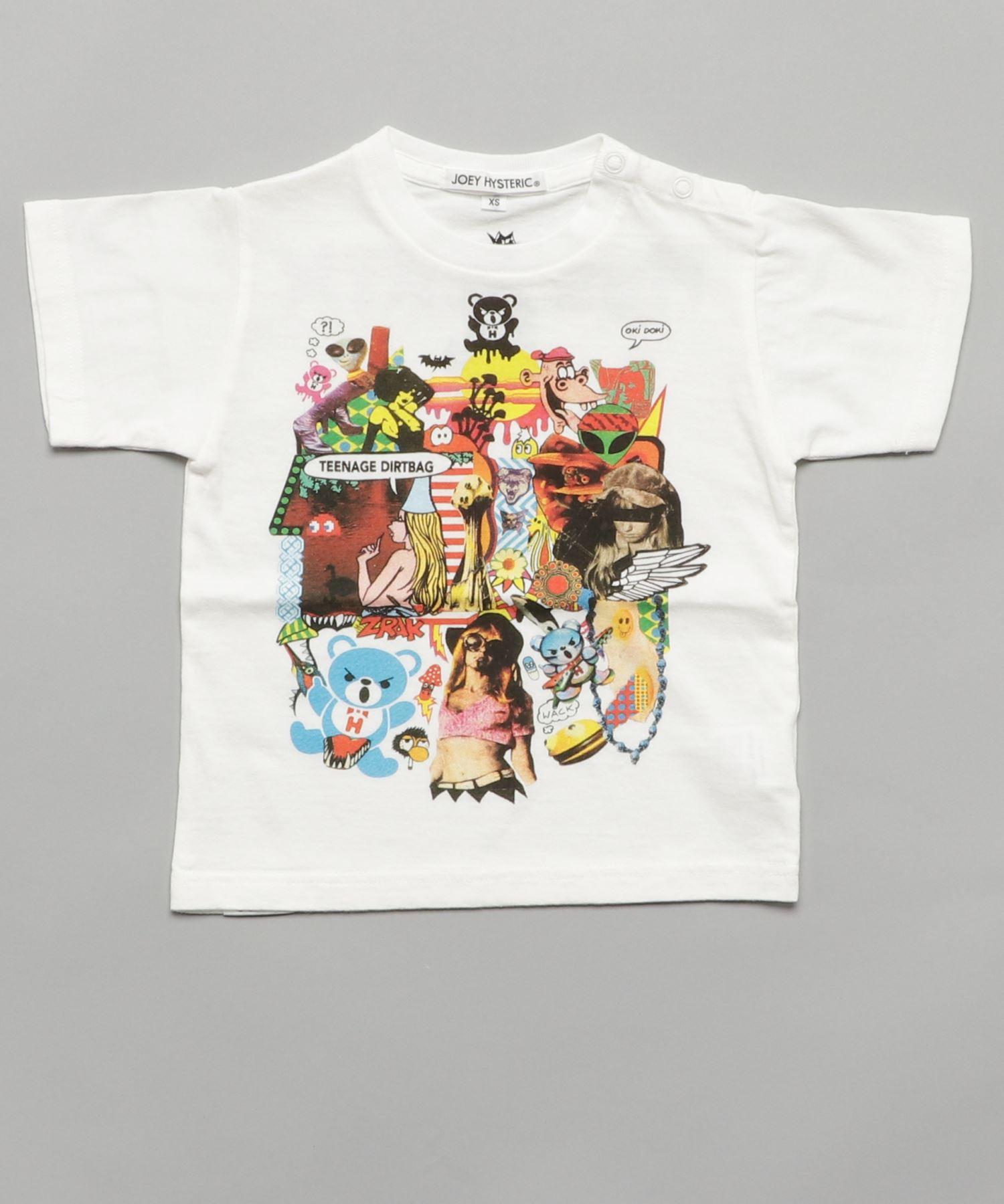 SKLX/TEENAGE DIRTBAG pt Tシャツ【XS/S/M】