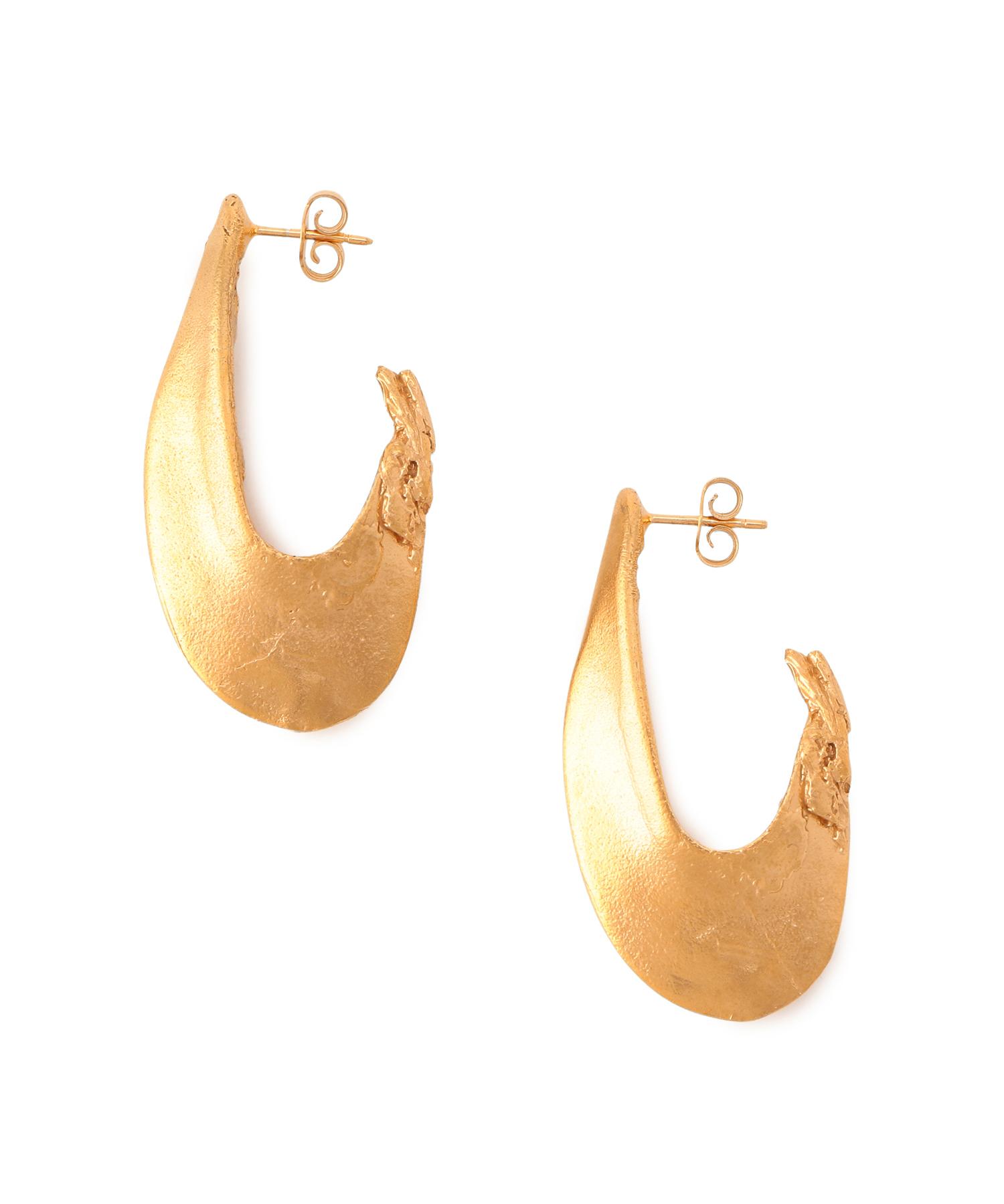 """【VERY 11月号掲載商品】alighieri """"Il Leone 2.0"""" Pierced earrings"""