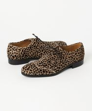 WINGTIP CHEETAHシューズ