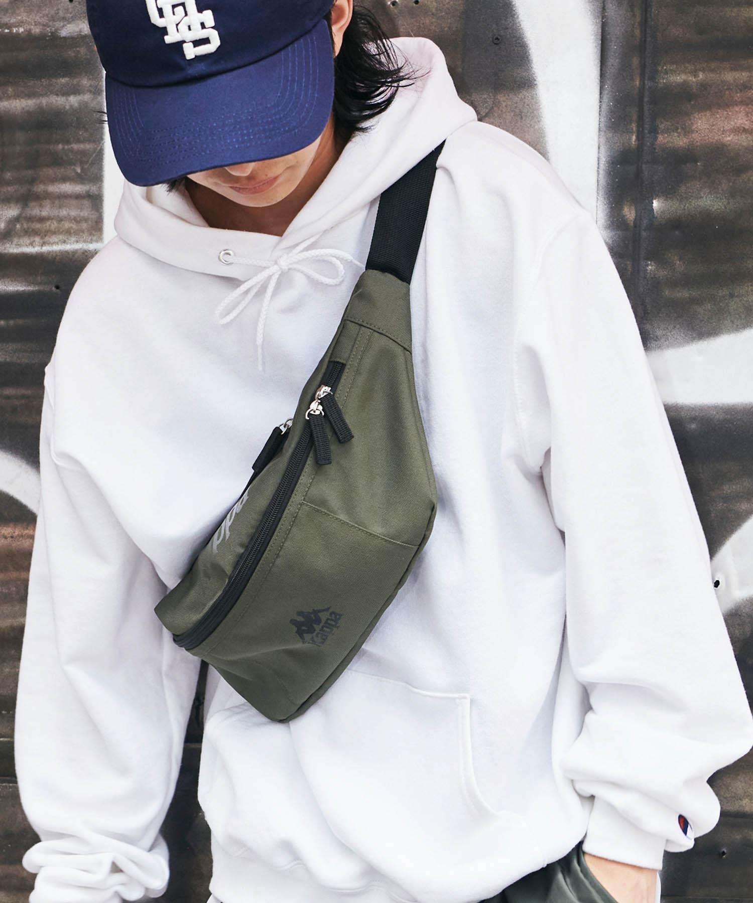 Kappa/カッパ 別注 ウエストバッグ