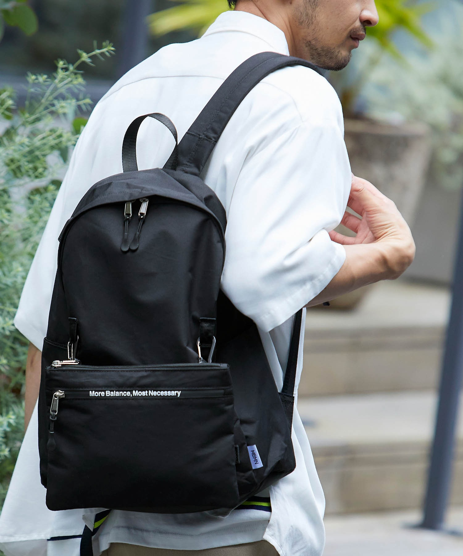 MBMN(More Balance,Most Necessary) -DAILY DAYPACK デイリーデイパック-
