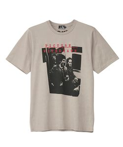 THE CLASH/PICTURE WITHDRAWN pt Tシャツ
