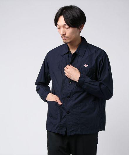 ダントン DANTON / カバーオールシャツジャケット